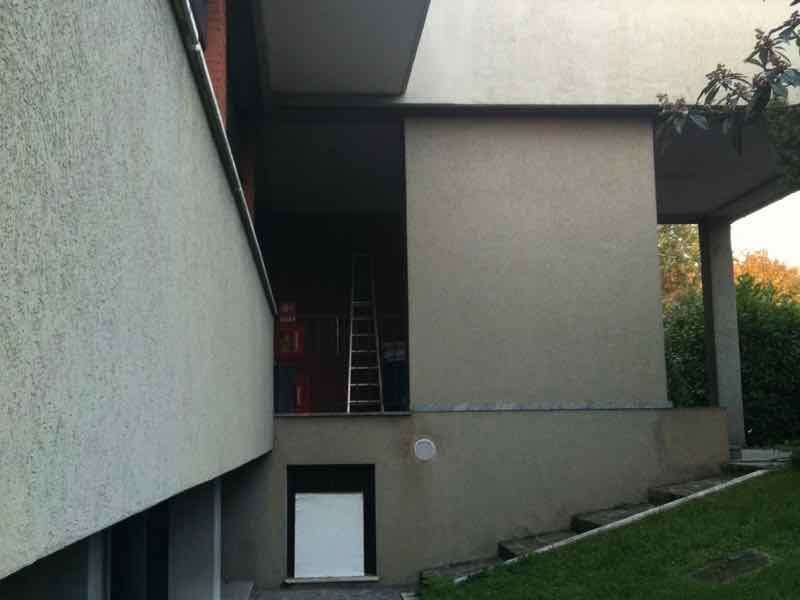 Monza Mitigazione Radon Edificio Scolastico Impianto 1