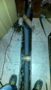 Casargo, Lecco - Dettaglio Pozzi Depressione Radon