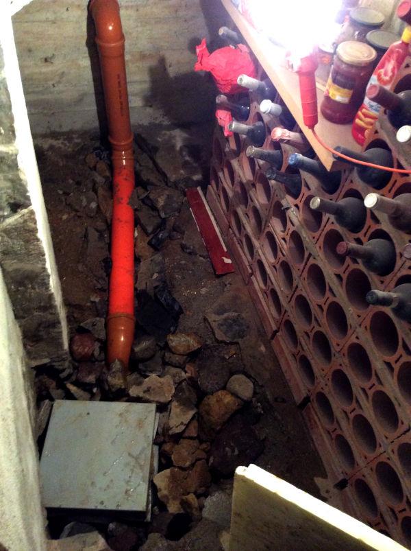 Casargo, Lecco: diagnosi con mitigazione edificio 240 mq