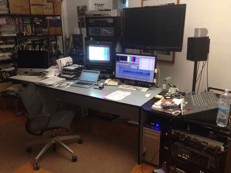 Roma - Diagnosi Radon Studio Televisivo al piano seminterrato