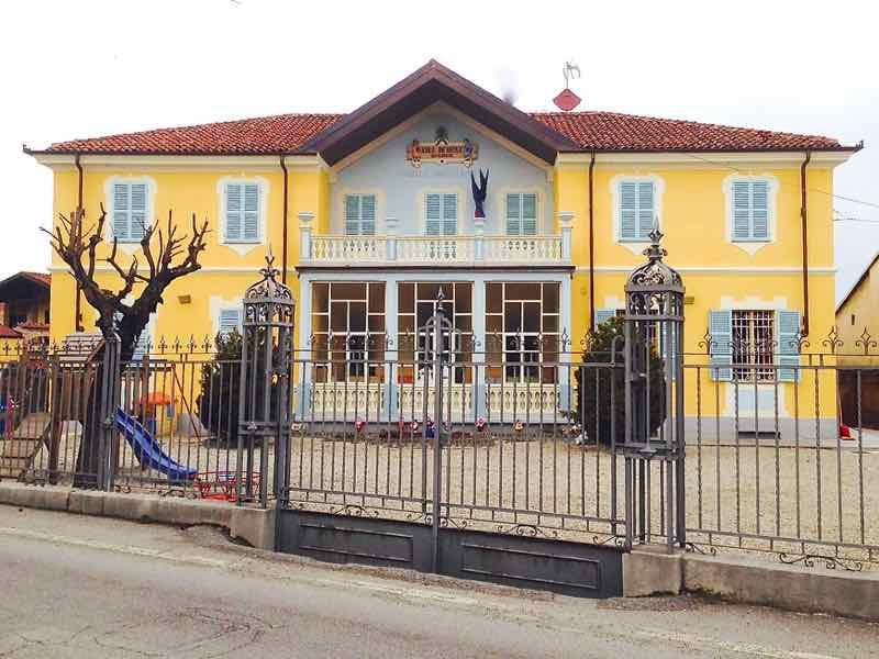 Savignano, Cuneo: diagnosi Radon per edificio scolastico