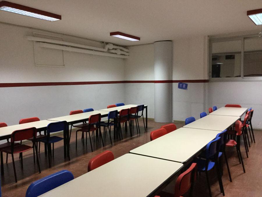 Boffalora - Diagnosi Radon scuola 600mq: interno edificio