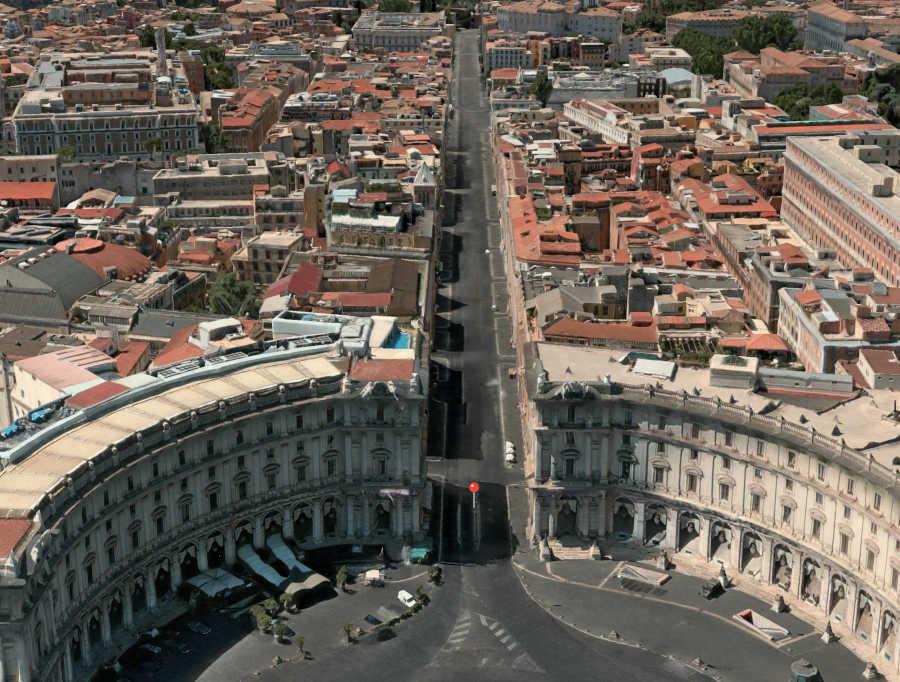 Roma – Interrato di 100 mq