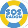 Logo Sos Radon - Il primo Test Online per calcolare il rischio Radon di un edificio