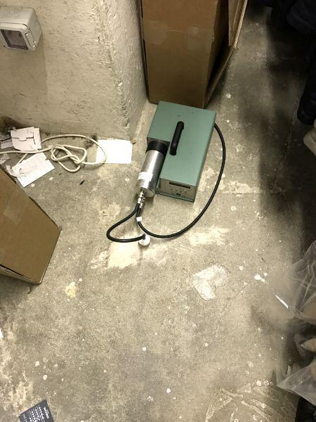 Misurazione Radon Interrato Negozio Padova