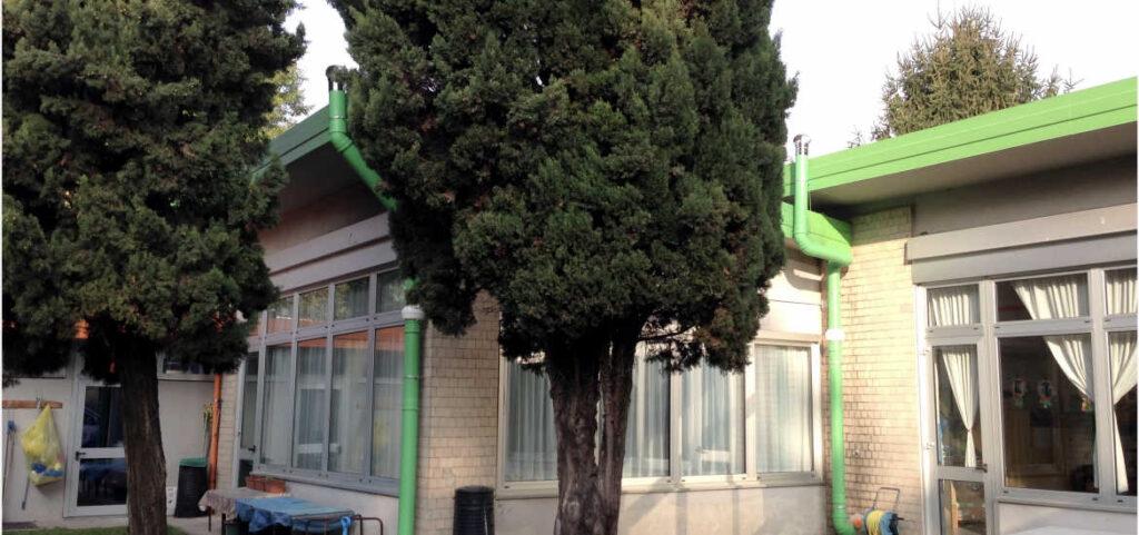 Intervento di risanamento Radon su edificio - Per gentile concessione di Alessandro Cornaggia, Protezione Radon Srl