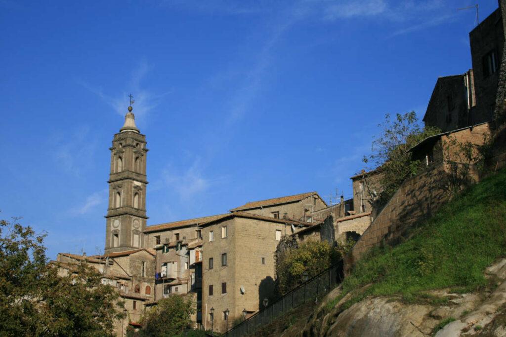 Veduta Centro Medievale Campagnano Roma - © Wikipedia